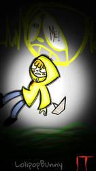 Georgie-Help ME! by Taffy-Diane-Pie