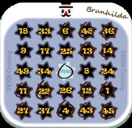 PKMNC: Brunhilda's Bingo Card by lady-obsessed