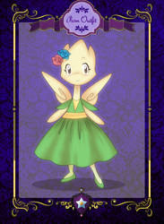 PKMNA: Helga's Dress by lady-obsessed