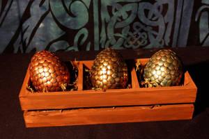 Dragon Eggs by El-Sharra
