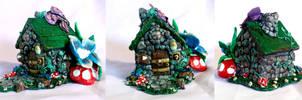 Fairy House by El-Sharra