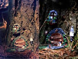 Fairy Home by El-Sharra