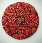 Pentacle Plaque by El-Sharra