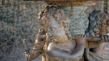 Versailles Cherubin by BobbyMcSponge