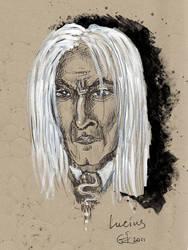 Lucius Malfoy by RaShelli
