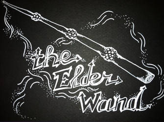 The Elder Wand by RaShelli