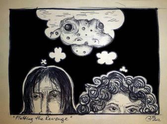 Plotting the Revenge on Umbridge by RaShelli