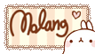 Molang Stamp by idcaus