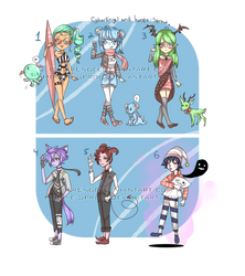 [Open] Auction adopts 6/6 by CyberEngel