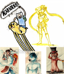 Anime North 2012 - Misc by Eevachu