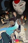 The Legend of Korra by Eevachu