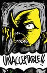 UNACCEPTABLE!!! by Eevachu