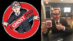 #1 Ghost Dad: Paul Feig by Eevachu