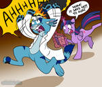 Lab Accidents and You! by Eevachu