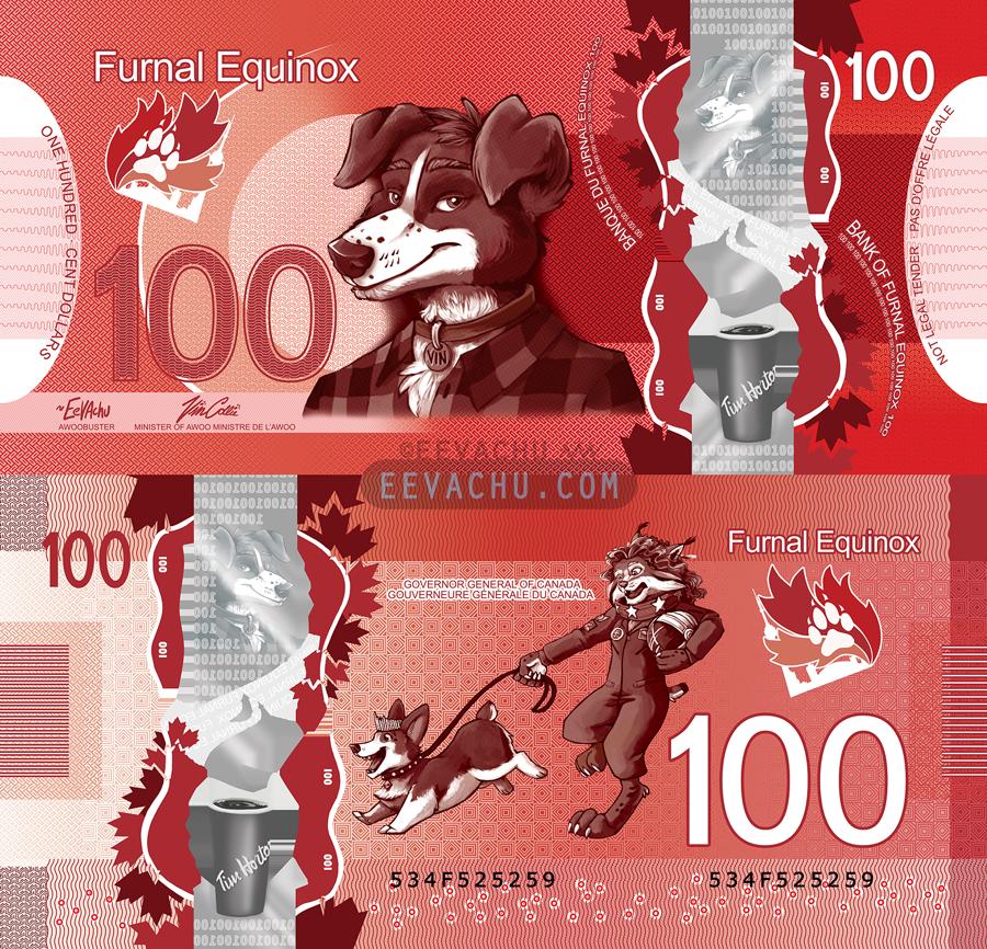 Vin Dollar by Eevachu