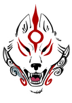 Okami Amaterasu by Eevachu