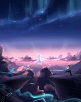 Ekko: Gotta Make This Second Last by DragonBreath75