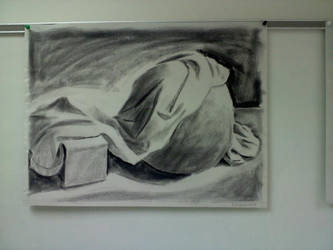 Charcoal assignment by Lakesidesoccer
