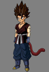 Vegetto GT by Dairon11