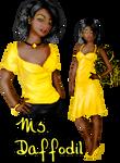 Ms. Daffodil by Arianstar