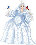 It's a White Queen by Arianstar