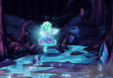 Mystical Faerie by FlippyKat