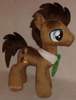 Dr Whooves by calusariAC