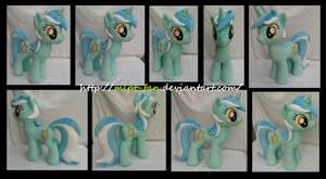 19 inch Lyra by calusariAC