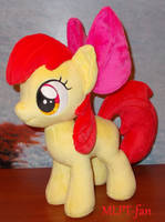Applebloom by calusariAC