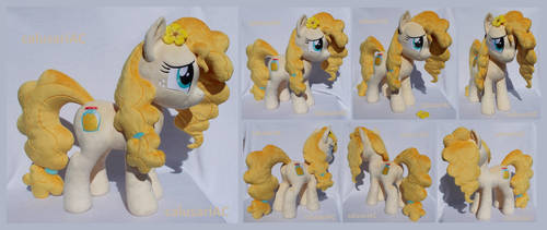 Pear Butter commission (extra large size) by calusariAC