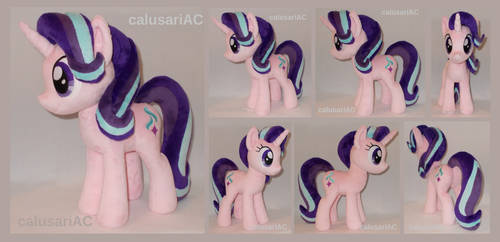 Starlight Glimmer (commission) by calusariAC