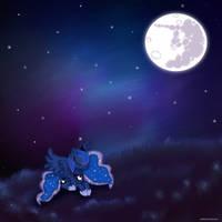 Relaxing Night by Pinki3pie