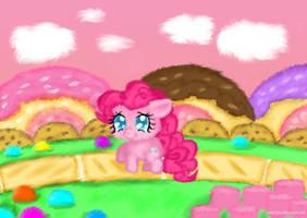 Chibi Pinkie Pie by Pinki3pie