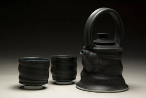 black tea set by APDeeman