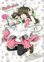 Ruki-chan - commission by Ninamo-chan