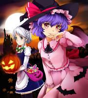 Scarlet Team - October by Ninamo-chan