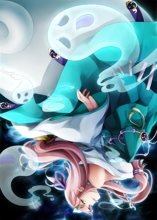 Sayoko illust. - Kuro-e Challenge by Ninamo-chan
