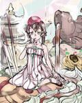 MBTea artbook - rough sketch by Ninamo-chan