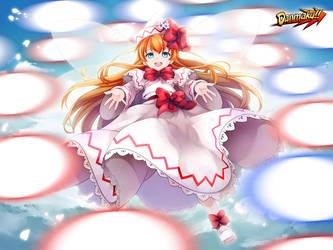 Danmaku!!: Lily White by Ninamo-chan