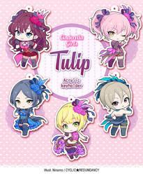 iM@S Cinderella Girls ~Tulip~ by Ninamo-chan