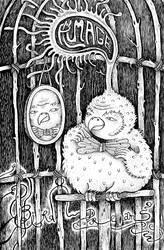 Bird Dreams - Plumage (zine cover) by poxodd