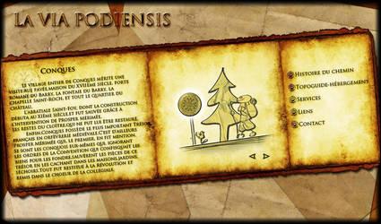 Via podiensis by andromelia