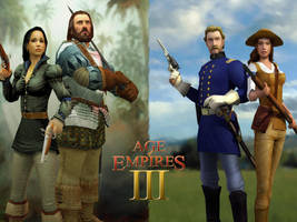 Age of Empires III by DiscreetMomentum