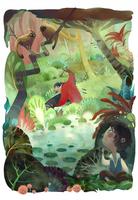 Treasure Island by Ivernalia
