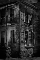 The Mansion by BlackCarrionRose