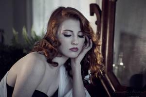 Femme Fatale VI by BlackCarrionRose