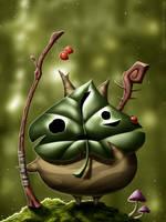 Link's Friendlist: Child of the Woods - Makar by Purrdemonium