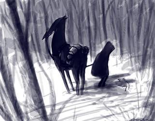Winter by LennyThynn