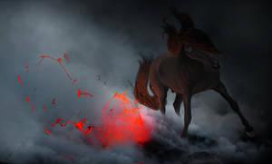 infernal. by Valycon