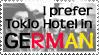 I prefer Tokio Hotel in German by xFeuilleDautomne